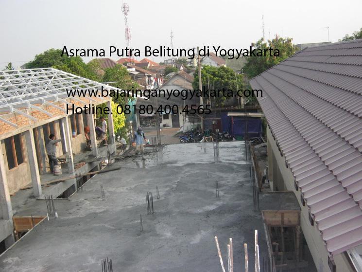 Baja Ringan Asrama Belitung Yogyakarta