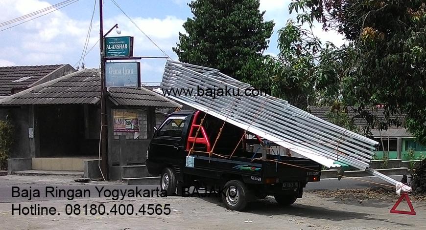 Baja Ringan Yogyakarta_Condongcatur_senttoproject