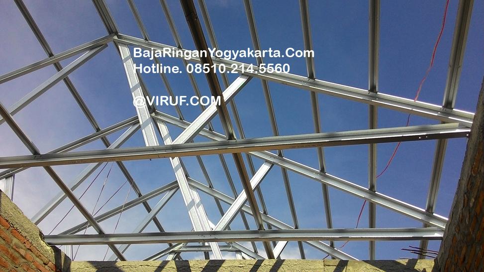 Proyek Imogiri Baja Ringan Yogyakarta VIRUF-photo1