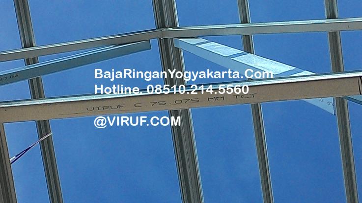 Proyek Imogiri Baja Ringan Yogyakarta VIRUF-photo2